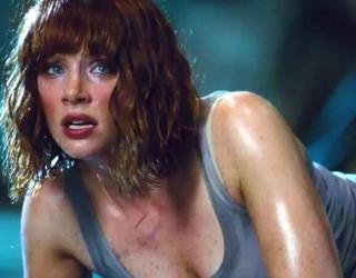 Bryce Dallas Howard sin tacones en Jurassic World 2