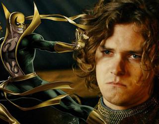 "Finn Jones interpretara a ""Iron Fist"" en la nueva serie de Marvel y Netflix"