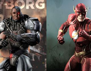 ¡Confirmado! The Flash y Cyborg estarán en Batman vs Superman: El Origen de la Justicia