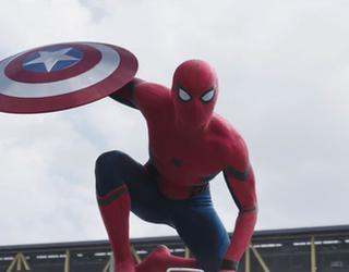 Trailer final de Captain America: Civil War con la aparición de Spider-Man