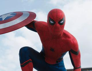 Nuevo traje y Póster de Spider-Man en Civil War