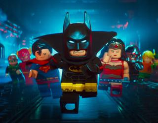 Primer Trailer de The Lego Batman Movie