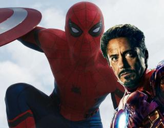 Confirmado: Robert Downey Jr estará en ''Spiderman Homecoming''