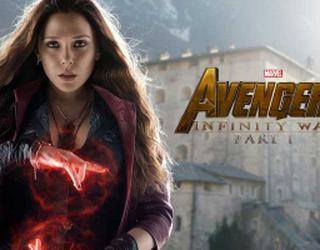 Scarlet Witch confirmada para Avengers: Infinity War