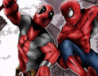 ¿Deadpool y Spider-Man en una película?