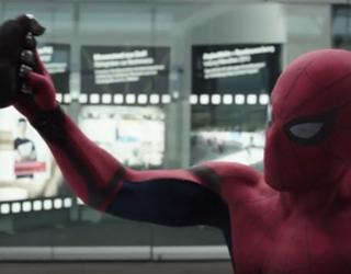 Spider-Man vs Bucky en el nuevo TV Spot de Civil War