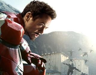 Robert Downey Jr si quiere realizar Iron Man 4