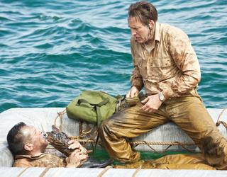 'USS Indianapolis Men of Courage', trailer con Nicolas Cage