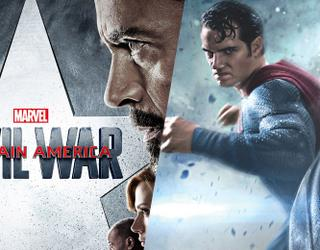Capitan America 3: Civil War supera a Batman vs Superman en la taquilla mundial
