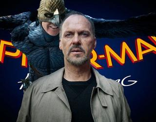 Michael Keaton sera el villano de Spiderman: Homecoming