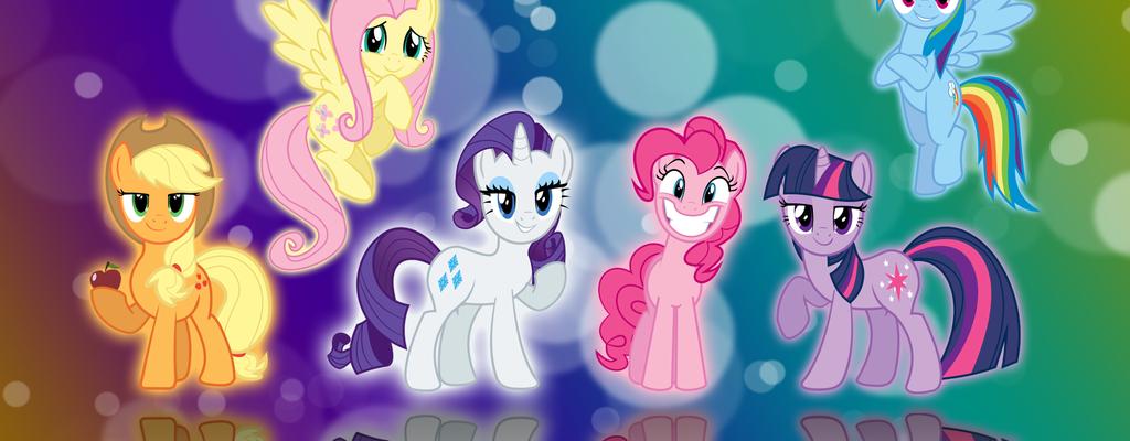 My little pony esta estrenando logo pymovie tv - My little pony dessin anime ...