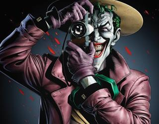 Batman: The Killing Joke sera proyectado en cines mexicanos