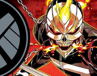 ¡Confirmado! Ghost Rider estará en Agents Of S.H.I.E.L.D.