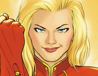 Brie Larson sera Captain Marvel