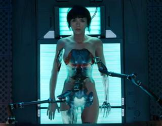 'Ghost in the Shell', impresionante tráiler con Scarlett Johansson