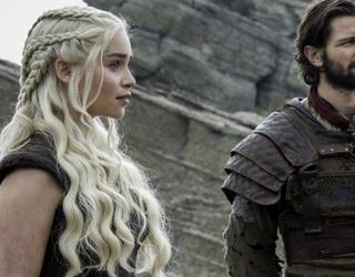 Game of Thrones con tensión sexual entre Jon y Daenerys