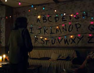 Fotos de la segunda temporada de Stranger Things