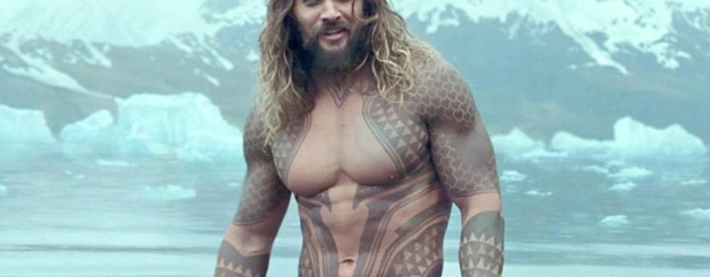 Jason Momoa usará el mismo traje de los cómics en Aquaman