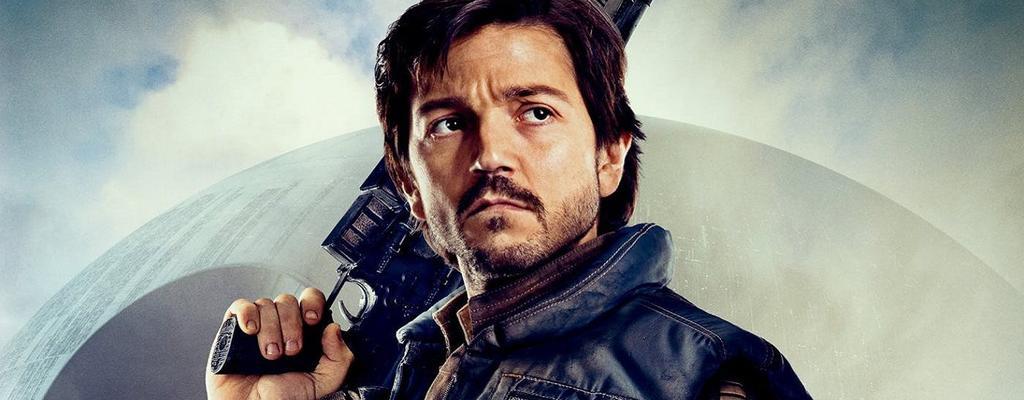 Diego Luna es quien protagonizara  la serie de Rogue One: Una Historia de Star Wars