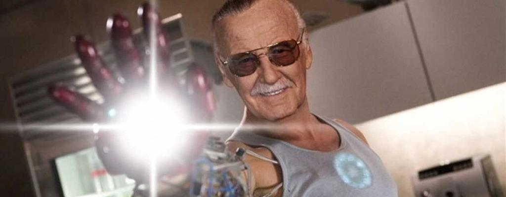 Stan Lee la leyenda del Cómic pierde la batalla .