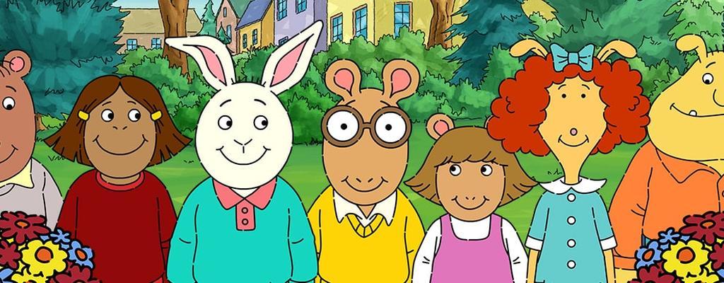 Serie infantil Arthur: Le prohíben capítulo de boda gay